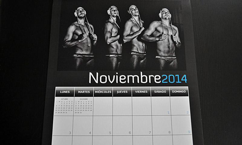 Calendario personalizado deportes